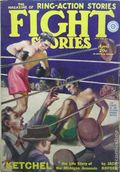 Fight Stories (1928-1952 Fiction House) Pulp Vol. 1 #11