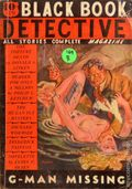 Black Book Detective Magazine (1933-1953 Newsstand/Hoffman/Ranger/Better) Pulp Vol. 5 #1