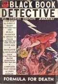 Black Book Detective Magazine (1933-1953 Newsstand/Hoffman/Ranger/Better) Pulp Vol. 5 #2