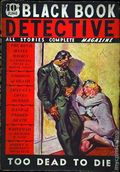 Black Book Detective Magazine (1933-1953 Newsstand/Hoffman/Ranger/Better) Pulp Vol. 5 #3