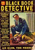 Black Book Detective Magazine (1933-1953 Newsstand/Hoffman/Ranger/Better) Pulp Vol. 5 #4
