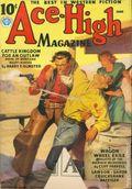 Ace-High Magazine (1937-1939 Popular Publications) Vol. 3 #3