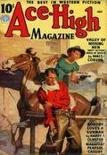 Ace-High Magazine (1937-1939 Popular Publications) Vol. 3 #4