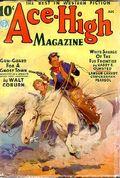 Ace-High Magazine (1937-1939 Popular Publications) Vol. 4 #1