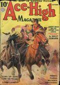 Ace-High Magazine (1937-1939 Popular Publications) Vol. 4 #3
