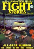 Fight Stories (1928-1952 Fiction House) Pulp Vol. 2 #4