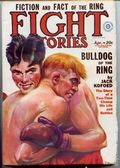 Fight Stories (1928-1952 Fiction House) Pulp Vol. 2 #11