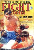 Fight Stories (1928-1952 Fiction House) Pulp Vol. 3 #1