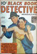 Black Book Detective Magazine (1933-1953 Newsstand/Hoffman/Ranger/Better) Pulp Vol. 6 #4