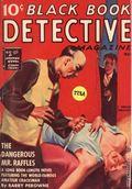 Black Book Detective Magazine (1933-1953 Newsstand/Hoffman/Ranger/Better) Pulp Vol. 7 #1