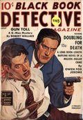 Black Book Detective Magazine (1933-1953 Newsstand/Hoffman/Ranger/Better) Pulp Vol. 7 #2