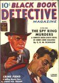 Black Book Detective Magazine (1933-1953 Newsstand/Hoffman/Ranger/Better) Pulp Vol. 7 #3