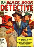 Black Book Detective Magazine (1933-1953 Newsstand/Hoffman/Ranger/Better) Pulp Vol. 8 #1