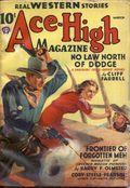 Ace-High Magazine (1937-1939 Popular Publications) Vol. 81 #1