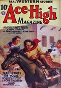 Ace-High Magazine (1937-1939 Popular Publications) Vol. 81 #2