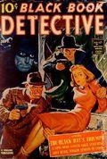 Black Book Detective Magazine (1933-1953 Newsstand/Hoffman/Ranger/Better) Pulp Vol. 11 #3