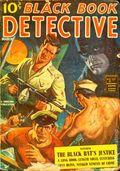 Black Book Detective Magazine (1933-1953 Newsstand/Hoffman/Ranger/Better) Pulp Vol. 12 #3