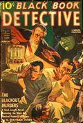 Black Book Detective Magazine (1933-1953 Newsstand/Hoffman/Ranger/Better) Pulp Vol. 14 #3
