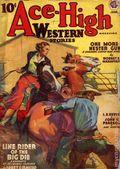 Ace-High Magazine (1937-1939 Popular Publications) Vol. 84 #4