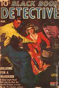 Black Book Detective Magazine (1933-1953 Newsstand/Hoffman/Ranger/Better) Pulp Vol. 16 #3