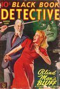 Black Book Detective Magazine (1933-1953 Newsstand/Hoffman/Ranger/Better) Pulp Vol. 20 #3