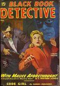 Black Book Detective Magazine (1933-1953 Newsstand/Hoffman/Ranger/Better) Pulp Vol. 21 #3