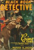 Black Book Detective Magazine (1933-1953 Newsstand/Hoffman/Ranger/Better) Pulp Vol. 22 #1