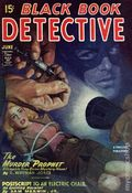 Black Book Detective Magazine (1933-1953 Newsstand/Hoffman/Ranger/Better) Pulp Vol. 22 #3