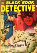 Black Book Detective Magazine (1933-1953 Newsstand/Hoffman/Ranger/Better) Pulp Vol. 23 #1