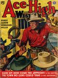 Ace-High Western Stories (1940-1951 Fictioneers) Vol. 9 #1