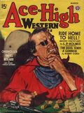 Ace-High Western Stories (1940-1951 Fictioneers) Vol. 9 #3