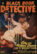 Black Book Detective Magazine (1933-1953 Newsstand/Hoffman/Ranger/Better) Pulp Vol. 23 #3