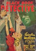Black Book Detective Magazine (1933-1953 Newsstand/Hoffman/Ranger/Better) Pulp Vol. 24 #2