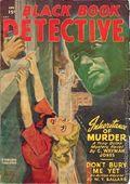 Black Book Detective Magazine (1933-1953 Newsstand/Hoffman/Ranger/Better) Pulp Vol. 24 #2