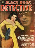 Black Book Detective Magazine (1933-1953 Newsstand/Hoffman/Ranger/Better) Pulp Vol. 25 #3