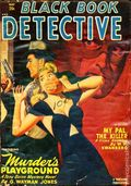 Black Book Detective Magazine (1933-1953 Newsstand/Hoffman/Ranger/Better) Pulp Vol. 26 #2