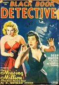 Black Book Detective Magazine (1933-1953 Newsstand/Hoffman/Ranger/Better) Pulp Vol. 26 #3
