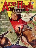 Ace-High Western Stories (1940-1951 Fictioneers) Vol. 11 #4