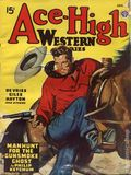 Ace-High Western Stories (1940-1951 Fictioneers) Vol. 13 #4