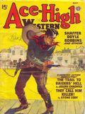 Ace-High Western Stories (1940-1951 Fictioneers) Vol. 14 #4