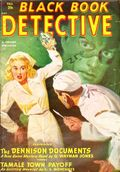 Black Book Detective Magazine (1933-1953 Newsstand/Hoffman/Ranger/Better) Pulp Vol. 27 #1