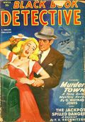 Black Book Detective Magazine (1933-1953 Newsstand/Hoffman/Ranger/Better) Pulp Vol. 27 #2