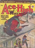 Ace-High Western Stories (1940-1951 Fictioneers) Vol. 18 #3
