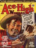 Ace-High Western Stories (1940-1951 Fictioneers) Vol. 20 #4