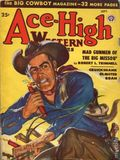 Ace-High Western Stories (1940-1951 Fictioneers) Vol. 22 #1