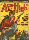 Ace-High Western Stories (1940-1951 Fictioneers) Vol. 22 #2