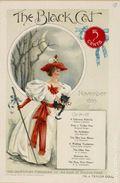 Black Cat (1895-1922 Shortstory) Pulp Vol. 1 #2