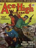 Ace-High Western Stories (1940-1951 Fictioneers) Vol. 22 #3