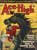 Ace-High Western Stories (1940-1951 Fictioneers) Vol. 23 #1