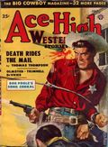 Ace-High Western Stories (1940-1951 Fictioneers) Vol. 23 #2